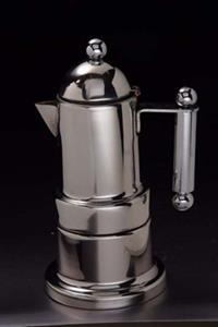 Stainless Steel Kontessa 2 Cup Espresso Pot