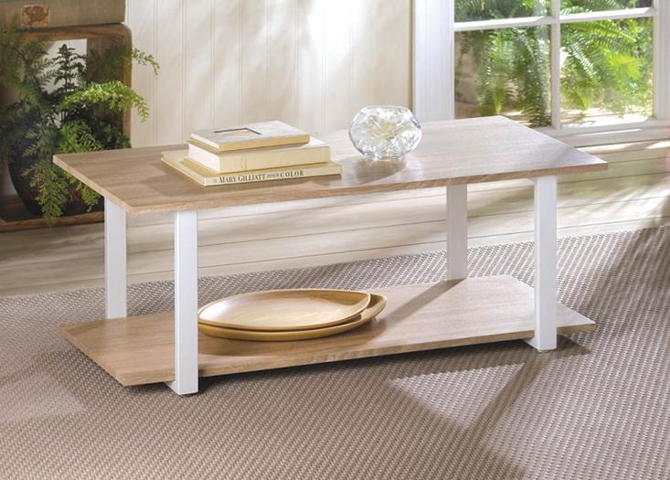 Contemporary Cottage Coffee Table