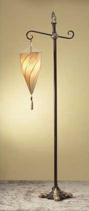 Hanging Shade Floor Lamp