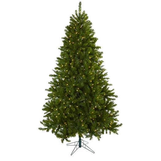 7 foot 5 inch Windermere Christmas Tree w/Clear Lights