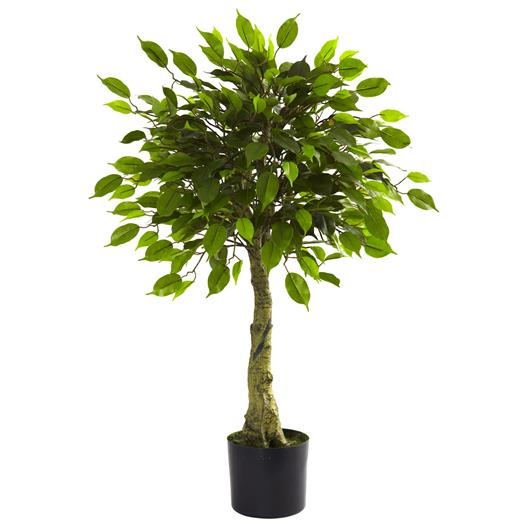 3 foot Ficus Tree UV Resistant