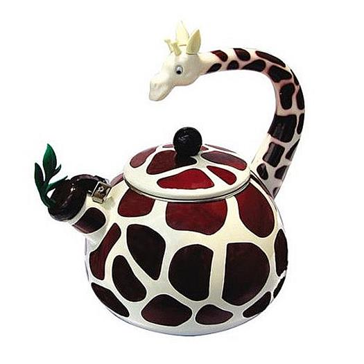 Giraffe Whistling Tea Kettle