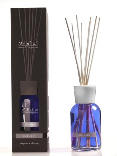 Millefiori Milano Natural Fragrance Diffuser - 8.5 oz - Cold Water
