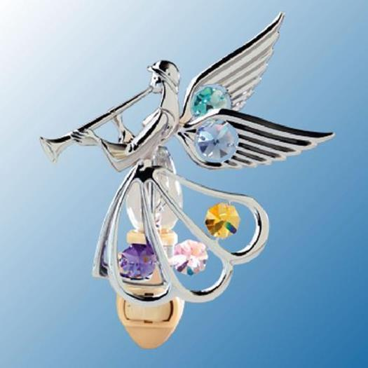 Trumpeting Angel Nightlight