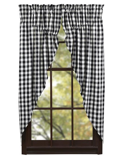 decorative prairie curtains