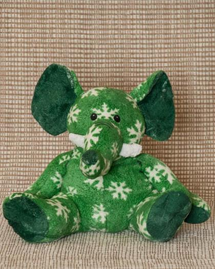 Snowflake Green Elephant - Home Fragrance