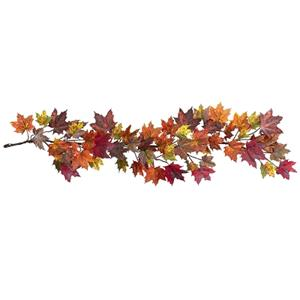 60'' Maple Leaf Garland