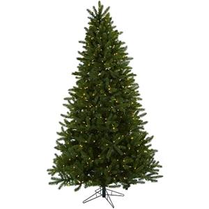 7' Rembrandt Christmas Tree with Clear Lights