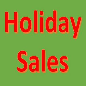 Holiday Sales