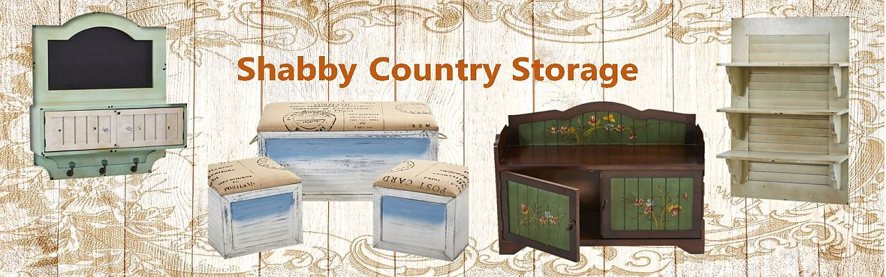 Shabby Country Storage
