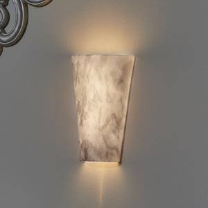 Vivid Stone High Gloss Sconce