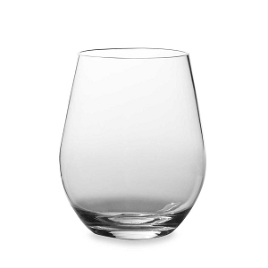 Stemless Red Wine Glass - Tritan Acrylic