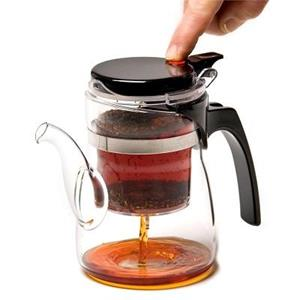 One Touch Single Serve Teapot