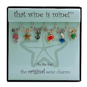 Wine Charms | By the Bay