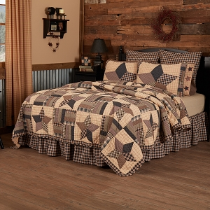 Bingham Star California King Quilt