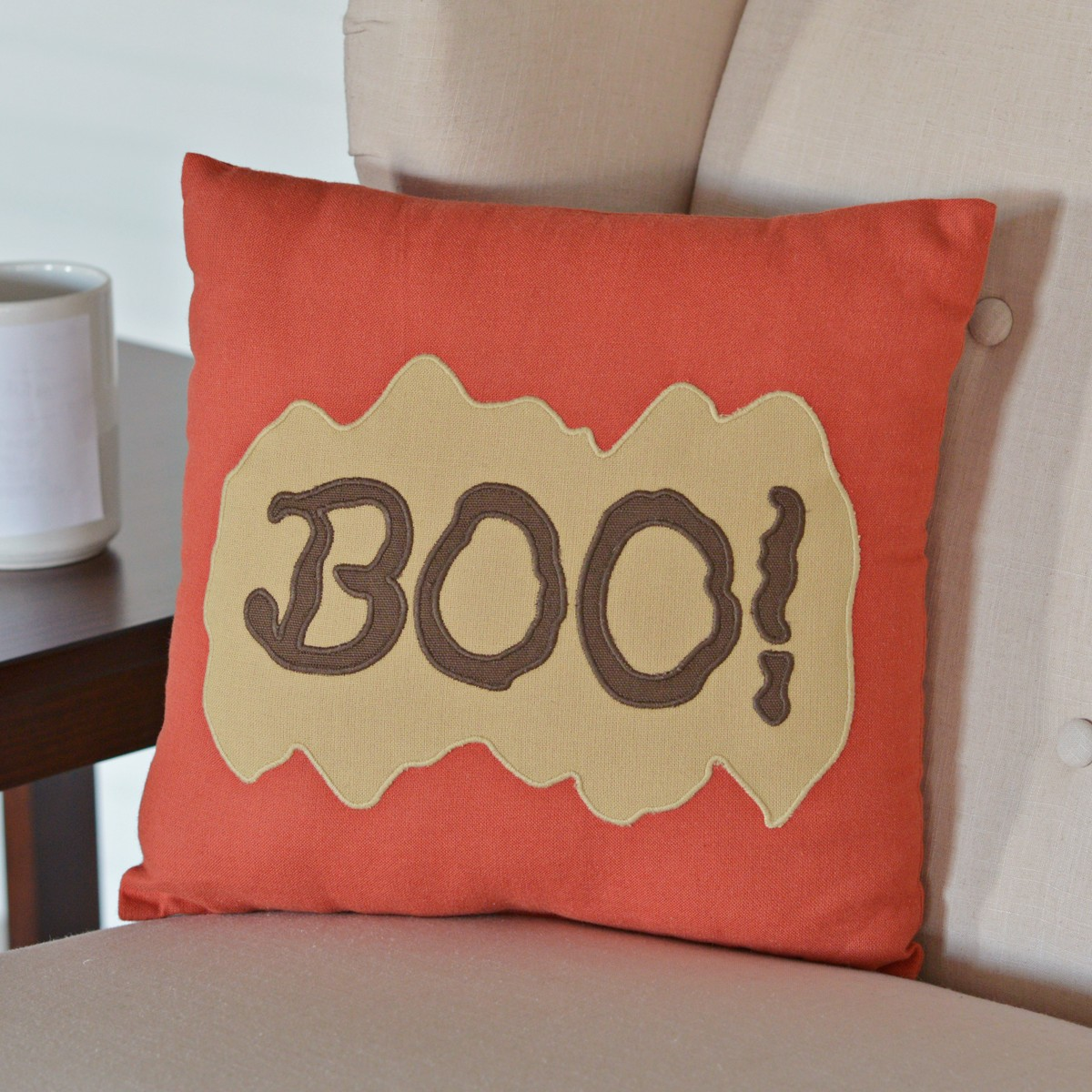 Halloween Linens & Pillows