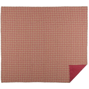 Jonathan Plaid King Quilt 105Wx95L