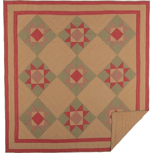 Dolly Star Queen Quilt 90 x 90