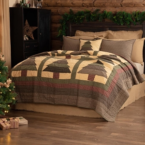 Sequoia Queen Quilt 90Wx90L