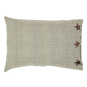 Abilene Star Pillow Case Set of 2