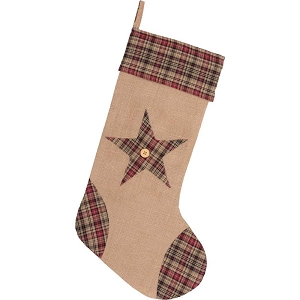 Clement Star Stocking 12x20