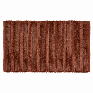 Laila Amber, Natural & Silver Jute Rugs