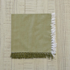 Harmony Olive Napkin Set of 6
