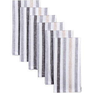 Blake Grey Napkins - Set of 6