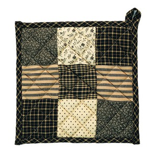 Kettle Grove Pot Holder Patchwork Blocks 8x8