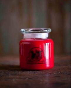 Cranberry 16 oz Soy Jar Candle