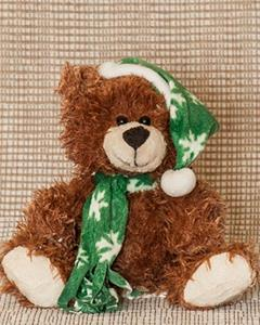 Holiday Brown Bear - Home Fragrance