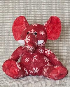Snowflake Red Elephant - Home Fragrance